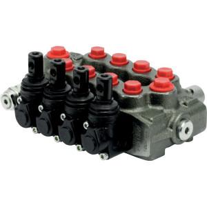 Walvoil Stuurventiel 18-18-18-18-PSA - SDM0804001 | Nitrilrubber (NBR) | -20 +80 | 315 bar