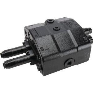 Walvoil Stuurventiel 143-2 P113SL/18MA - SDM143 | Nitrilrubber (NBR) | 10 bar | -20 +80 | 3 cm³/min | 272 mm | 185 mm | Extern | 80 l/min | 80 210 bar