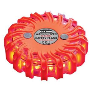Gloria Waarschuwingsknipperlicht LED - SF002519 | 35 mm | 105 mm