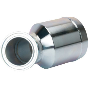 Sunfab Adapter Ø 75/58 mm 45° - SF920274