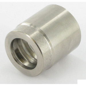 Dicsa Pershuls DN13-1/2SN-2SC-RVS - SFD12T13RVS | Roestvast staal AISI 316L | 29 mm | 1/2 Inch | 13 mm | NST / HST / HSK
