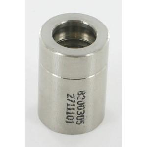 Dicsa Pershuls DN08-1ST RVS - SFD1S08RVS | Roestvast staal AISI 316L | EN 853-1ST / EN 857-2SC | 21 mm | 5/16 Inch | 8 mm | NS / HBT / SL 560