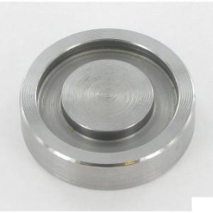 "Oleo Tecnica Blindflens SAE 6000 1/2"" - SFS608STC   Pompen Motoren   31,8 mm   7,75 mm   18,6 x 3,5   31,8 mm   1/2 Inch   414 bar"