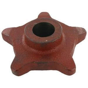 Kettingwiel 5 T. asgat 35R - SG12805002 | 150 mm | 35 (+0,75mm) mm | 12 x 80 mm