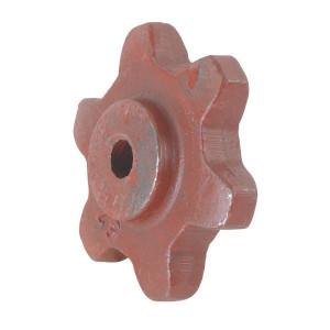 Kettingwiel 57- 6 T. - SG576 | 2,3 kg | 140 mm | 60 mm