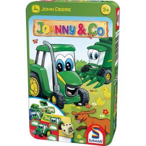 Schmidt John Deere Johnny & Co. - SH51264 | 11,4x18,4x3,9 cm | John Deere