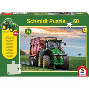 Schmidt Puzzel trekker 83707R - SH56043 | 36,1x24,3 cm | John Deere