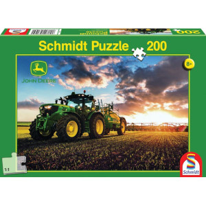 Schmidt Puzzel John Deere 6150R - SH56145 | 43,2 x 29,1 cm | John Deere