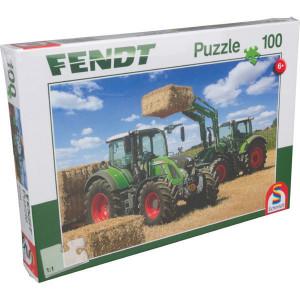 Schmidt Puzzel Fendt 724 + Fendt 716 - SH56256 | 36,1 x 24,3 cm