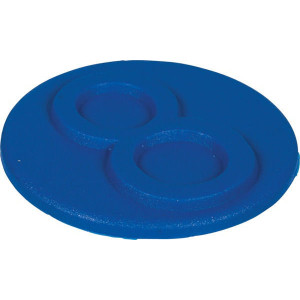 Voswinkel Markeerclip 8 blauw - SKV9FCL8BLUE