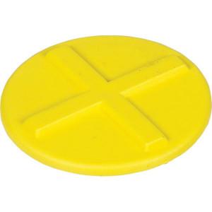 Voswinkel Markeerclip + geel - SKV9FCLPLUSYELLOW