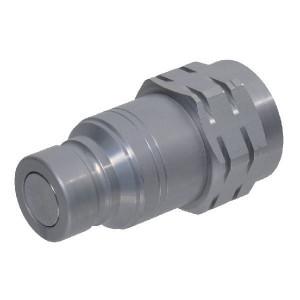 "Voswinkel Insteeknip. IN 1/2 1/2"" BSP - SKVM12C08 | FF122IGF08 | NBR / PTFE | ISO 16028 | Zink / Nikkel | 1/2"" BSP A | 24,5 mm | 14,5 mm | 55 l/min | 350 bar"