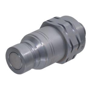 Voswinkel Insteeknip. BU 1/2 M18-12L - SKVM12L18 | FH122L1218 | NBR / PTFE | ISO 16028 | Zink / Nikkel | 12 L A | 24,5 mm | 11 mm | 55 l/min | 250 bar