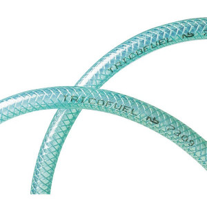Tricoflex Brandstofsl. Tricofuel® 10mm - SL0201025   Lange levensduur   3 lagen PVC   Polyester   transparant   10 mm   16 mm   10 bar   40 bar   70 g/m