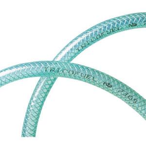 Tricoflex Brandstofsl. Tricofuel® 6,3mm - SL0206325   Lange levensduur   3 lagen PVC   Polyester   transparant   6.3 mm   11 mm   2,35 mm   10 bar   40 bar   40 g/m