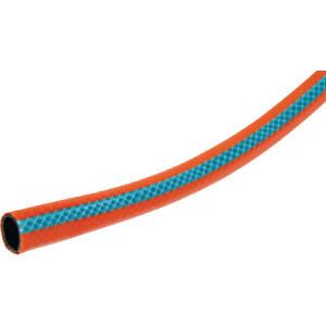 "Tuinslang Gopart 3/4"" 50m - SL51901950 | Flexibel | Oranje met blauwe streep | Textiel | 3/4 Inch | 24 bar"