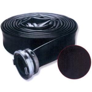 Slang plat oprolbaar PU 205mm - SL580200 | 14 bar | 42 bar | 8 Inch | 3.300 g/m