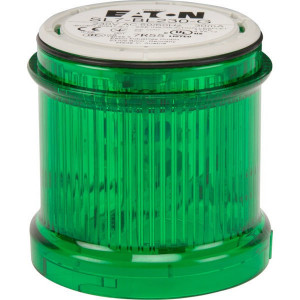 Eaton Knipperlichtmodule + LED 230V groen - SL7BL230G | 230/240 V AC