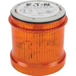Eaton Flitslichtmodule + LED 230V oranje - SL7FL230A | Oranje | 230/240 V AC