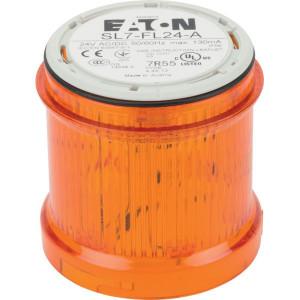 Eaton Flitslichtmodule + LED 24V oranje - SL7FL24A | Oranje | 24 V AC/DC