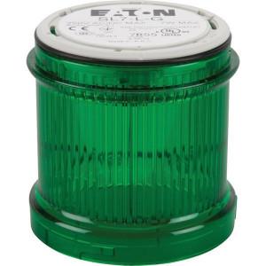 Eaton Signaalzuil z/lamp groen - SL7LG | < 250 V AC/DC | 7 W W