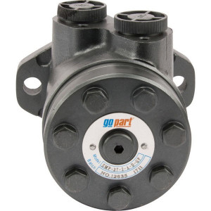 Gopart Orbitmotor SMP 25 mm 27CC - SMP0272ADGP | 26,6 cm³/rev cc/omw | 25 mm | 37 mm | 100 bar | 140 bar | 225 bar | 1465 Rpm omw./min. | 26 Rpm | 3,5 daNm da Nm | 40 l/min | 6 kW