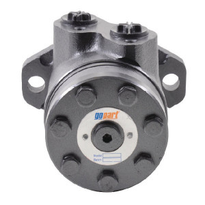 Gopart Orbitmotor SMP-100-2-A-D-GP - SMP1002ADGP | 96,2 cm³/rev cc/omw | 25 mm | 143 mm | 125 bar | 165 bar | 165 bar | 615 Rpm omw./min. | 10 Rpm | 18,2 daNm da Nm | 60 l/min | 9,0 kW