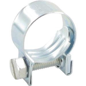 ABA Mini slangklem 15-17,5mm - SMSM17 | De dunne band | 15 17,5 | 9 mm
