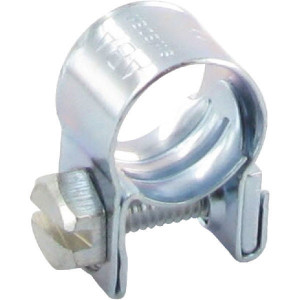 ABA Mini slangklem 8- 9,5mm - SMSM9 | De dunne band | 9 mm