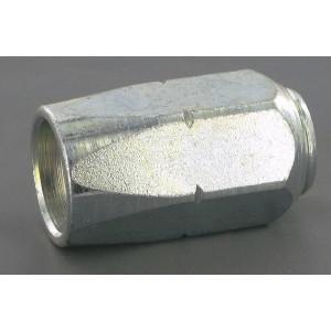 Schroefhuls DN06-1ST - SNS6 | EN 853-1ST NS slang | Verzinkt | 11,7 mm | 19,1 mm | 37,6 mm | 1/4 Inch | 6 mm
