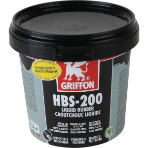 Griffon HBS-200 vloeibaar rubber 1 l - SP08866 | 1 l