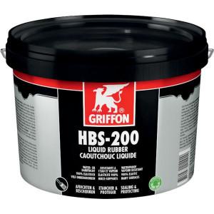 Griffon HBS-200 vloeibaar rubber 5 l - SP08867 | 5 l