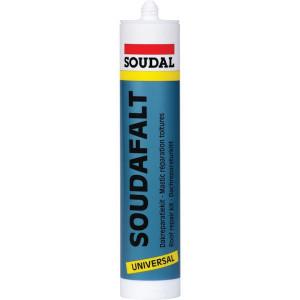 Soudal Soudafalt bitumenkit 310ml - SP102668 | 310 ml