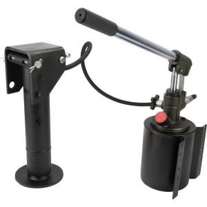 Steunpoot met handpomp 3.3 to - SP65250CSSET1 | Als steunpootcilinder | 200 bar bar | 200 bar | 3,3 ton | 20 kg | 250 bar