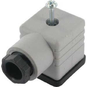 ATAM/CNE Stekker grijs 250 V AC/DC - SP666GR | 230 V AC/DC V