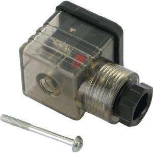 ATAM/CNE Stekker VDR LED 12-24 VDC - SP888 | 12-24 V DC V | transparant