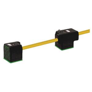 Stekker dubbel NG6 1500mm - SP888NG61500 | 1500 mm | 4 x 0,75 mm² mm² | 12/24V DC/AC V