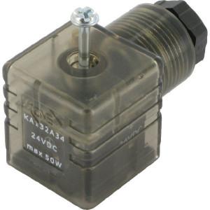 ATAM/CNE Stekker LED diode PWM 24 VDC - SPKA132A34T9 | 24 V DC V | transparant