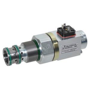 Till Hydraulik 3-weg stroomregel vent - SR101080012 | Robuuste constructie | Stabiele werking | P=110 l/min | 0 80 l/min