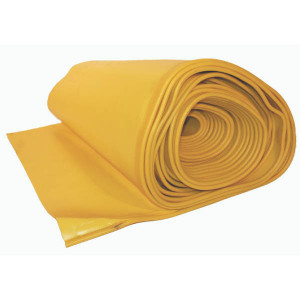 Beschermdoek geel rol 20 m - ST3500