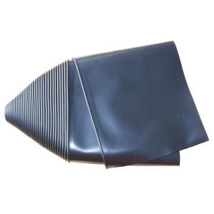 Beschermdoek grijs rol 20 m - ST4750