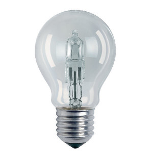 Osram Lamp stand. 77W held. halog. - ST77H27HA | Dimbaar | E27 norm