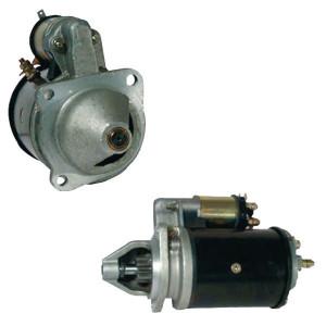 Gopart Startmotor 24V 4,0 kW - STA2401GP | 4,0 kW | 9 Z | Rechts | 127 mm | 263 mm