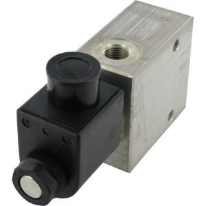"Comatrol 3/2 Ventiel SV082302 12VDC 1/4 - SV082302001 | Aluminium | Nitrilrubber (NBR) | 3 bar | 100 % | 10 l/min | 230 bar | 125 mm | 1/4"" BSP"