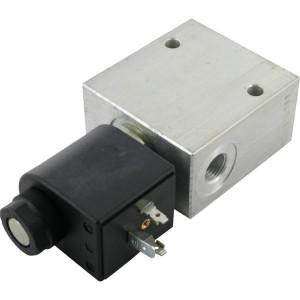 "Comatrol 3/2 Ventiel SV 082302 24VDC 1/4 - SV082302002 | Aluminium | Nitrilrubber (NBR) | 3 bar | 100 % | 10 l/min | 230 bar | 125 mm | 1/4"" BSP"