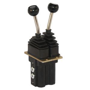 Walvoil Servo-hendel SV20-1-B01-G001A - SV201B01G | Servo ventielen | 20 l/min | 1/4 BSP | 5 l/min