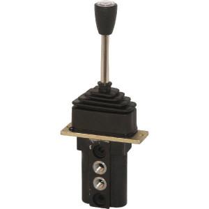 Walvoil Servo-hendel SV30/1-B/01G-001A - SV301B01G | Servo ventielen | 20 l/min | 1/4 BSP | 5 l/min | 5.8-22 bar