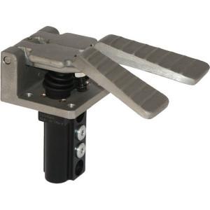 Walvoil Servo-pedaal SV40-B/001C-001C - SV41B | Servo ventielen | Max. hoek 25° | 20 l/min | 1/4 BSP | 5 l/min | Underside | 25 ° °