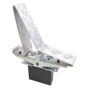 Walvoil Servo-pedaal SV51-B/001C-001C - SV51B | Servo ventielen | 20 l/min | 1/4 BSP | 5 l/min | 30 ° °