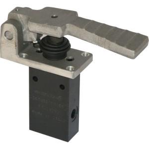 Walvoil Servo-pedaal B/001C-001C - SV60B | Servo ventielen | Nauwkeurig regelbaar | 20 l/min | 1/4 BSP | 5 l/min | 18 ° °